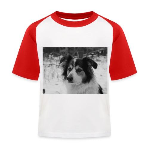 Skippy Winter - Kinder Baseball T-Shirt