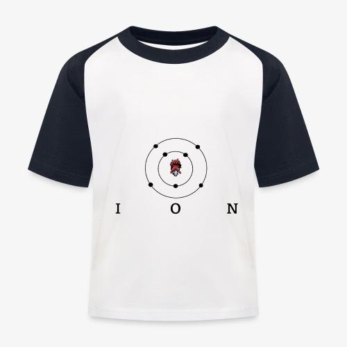 logo ION - T-shirt baseball Enfant