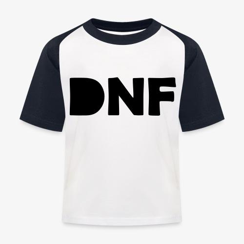 dnf - Kinder Baseball T-Shirt