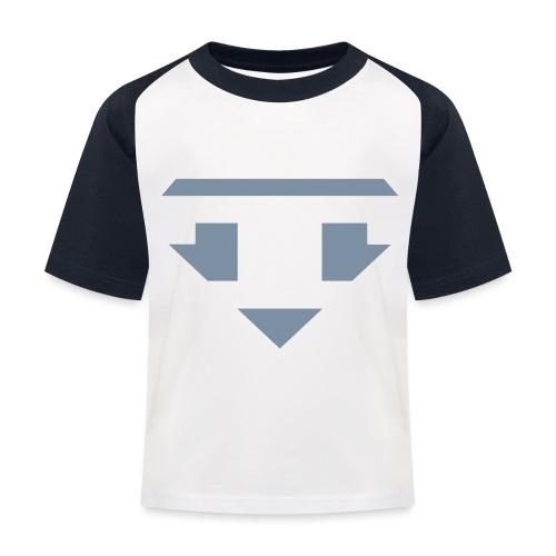 Twanneman logo Reverse - Kinderen baseball T-shirt
