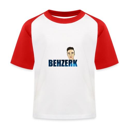 TEE DESIGN 2 png - Kids' Baseball T-Shirt