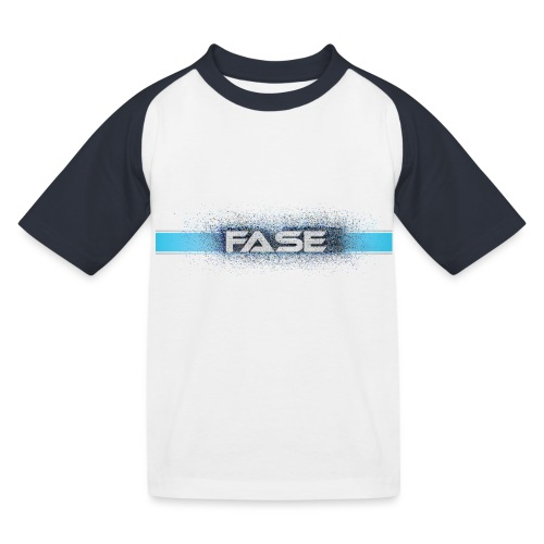 FASE - Kids' Baseball T-Shirt