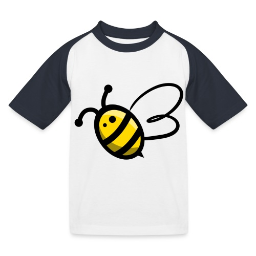 Bee b. Bee - Kids' Baseball T-Shirt