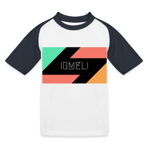 1 - Lasten pesäpallo  -t-paita