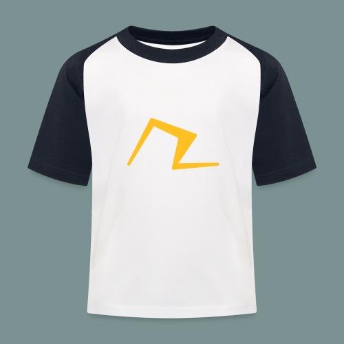 Bikes against cancer - Baseball T-shirt til børn