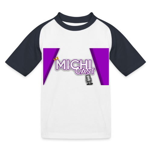 Camisa MichiCast - Kids' Baseball T-Shirt