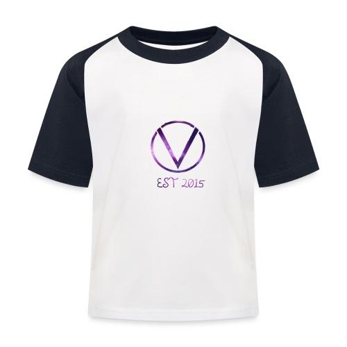 lOGO dEIGN - Kids' Baseball T-Shirt