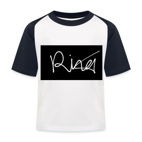 Autogramm - Kinder Baseball T-Shirt