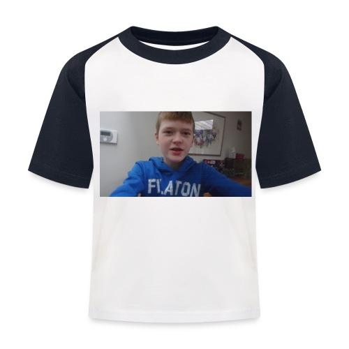 roel t-shirt - Kinderen baseball T-shirt