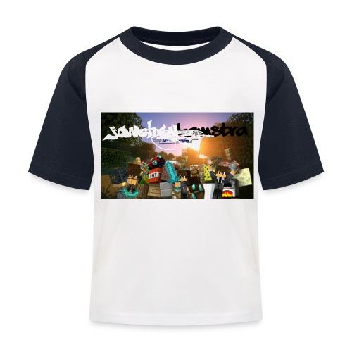 6057231244D88B5F5DED63C6F58FB0122038CBC7A63A50B55 - Kids' Baseball T-Shirt