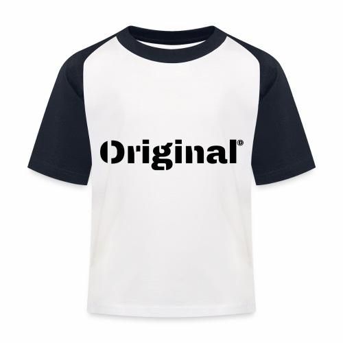 Original, by 4everDanu - Kinder Baseball T-Shirt