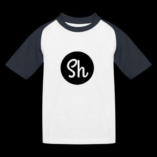 LOGO 2 - Kids' Baseball T-Shirt