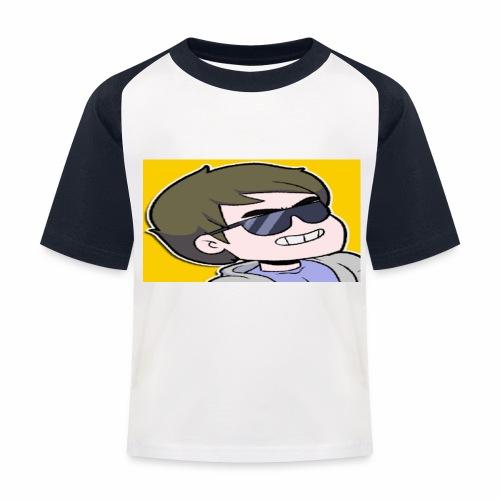 itzleandro shirt - Kinderen baseball T-shirt
