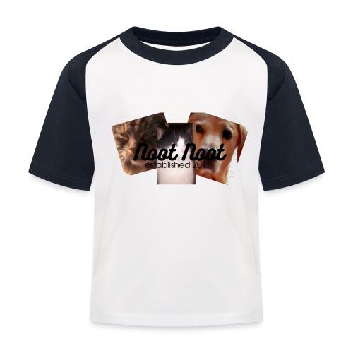 Animal Merch - Kids' Baseball T-Shirt