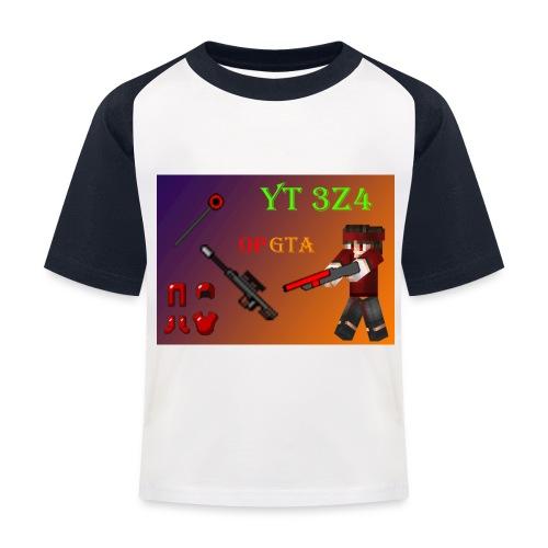 yt 3z4 - Lasten pesäpallo  -t-paita