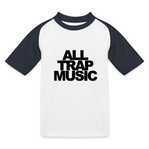 All Trap Music - T-shirt baseball Enfant