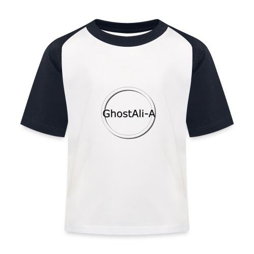 First - Kids' Baseball T-Shirt