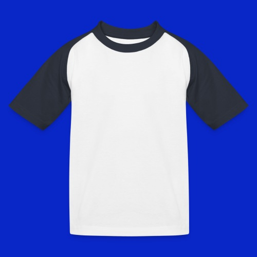 J o n n y (white on black) - Kids' Baseball T-Shirt