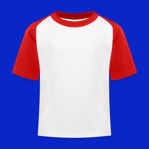 J o n n y (white on black) - Kids' Baseball T-Shirt