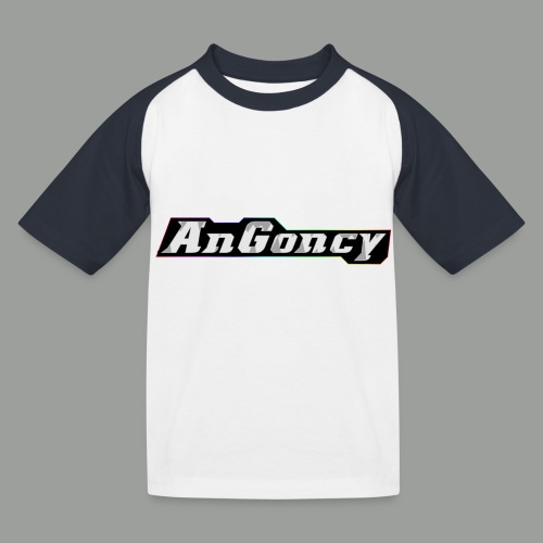 My new limited logo - Kids' Baseball T-Shirt