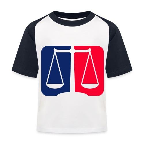 Logo2 - Kinder Baseball T-Shirt