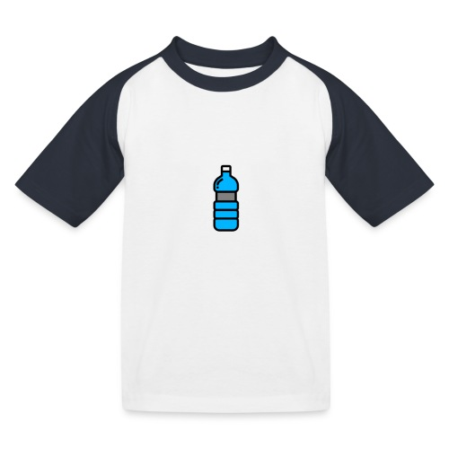 Bottlenet Tshirt Grijs - Kinderen baseball T-shirt