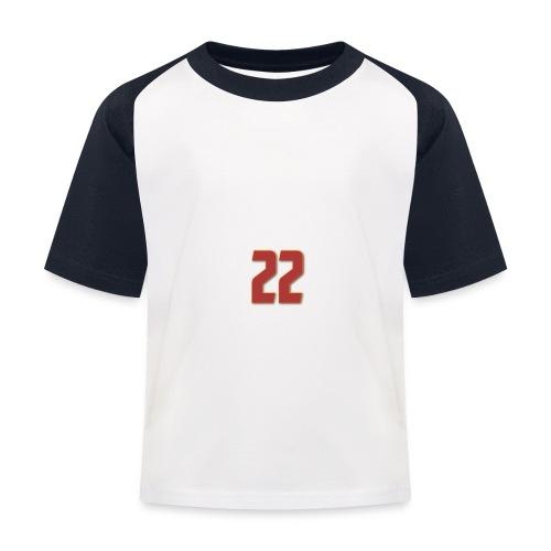 t-shirt zaniolo Roma - Maglietta da baseball per bambini