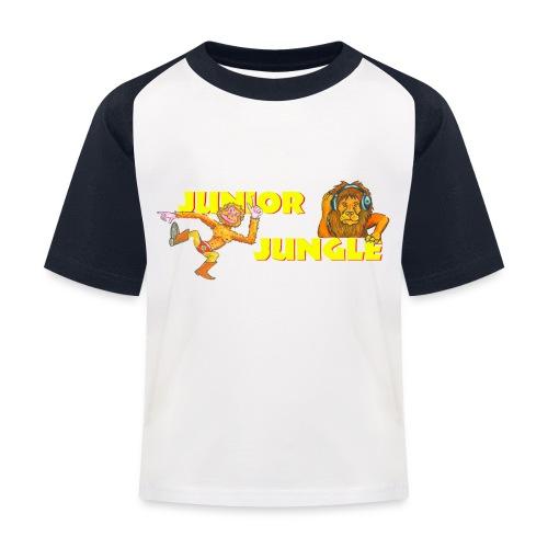 T-charax-logo - Kids' Baseball T-Shirt