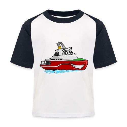 Boaty McBoatface - Kids' Baseball T-Shirt