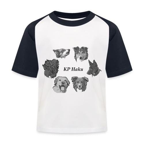 Tintti - Lasten pesäpallo  -t-paita