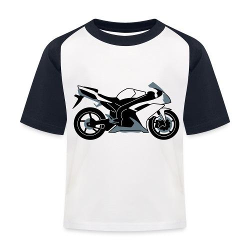 R1 07-on V2 - Kids' Baseball T-Shirt