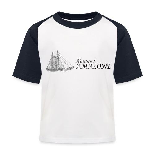vessel-png - Lasten pesäpallo  -t-paita
