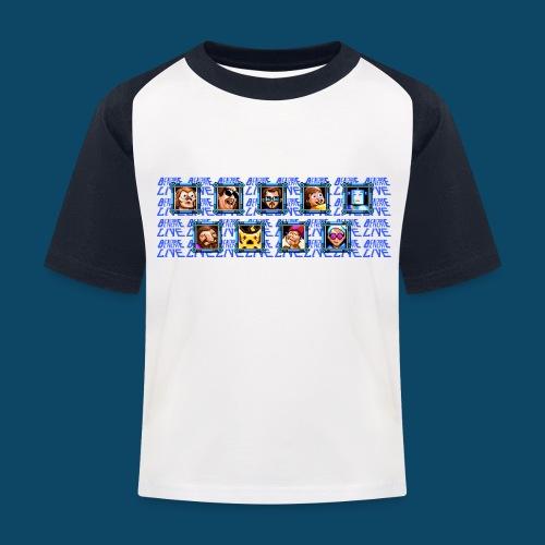 Benzaie LIVE - MUG - T-shirt baseball Enfant