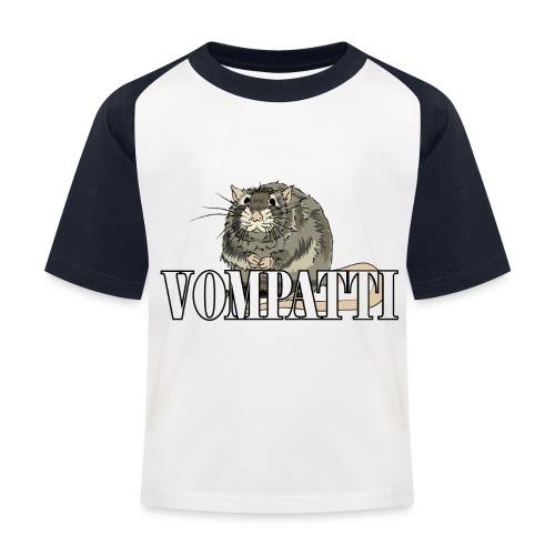 Vompatti - Lasten pesäpallo  -t-paita