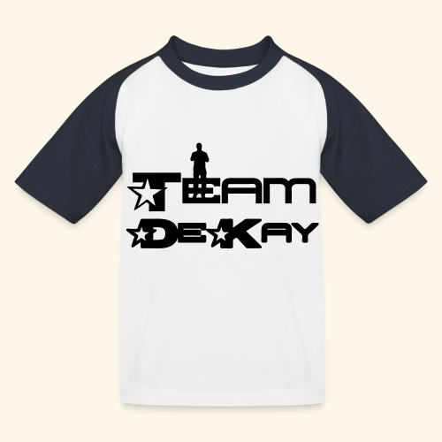 Team_Tim - Kids' Baseball T-Shirt