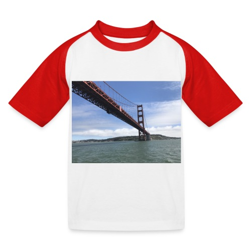Golden Bro - Baseball T-shirt til børn