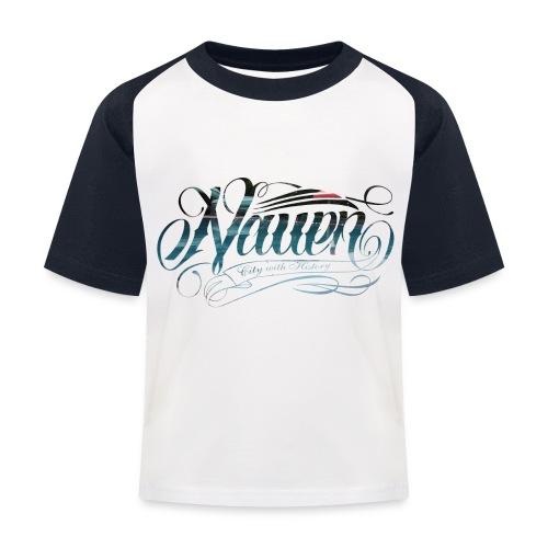stadtbad edition - Kinder Baseball T-Shirt