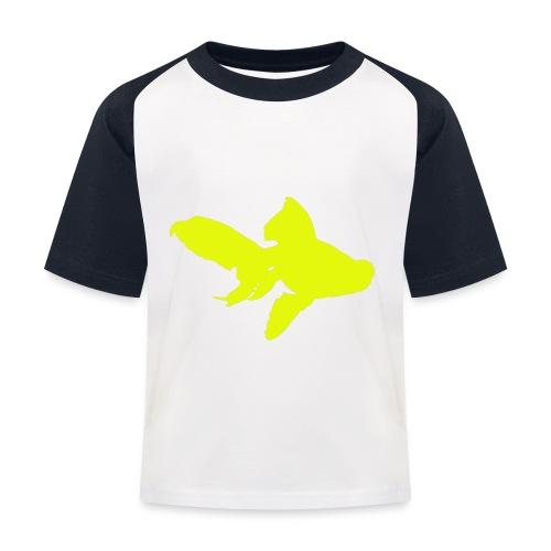 black moor - Maglietta da baseball per bambini