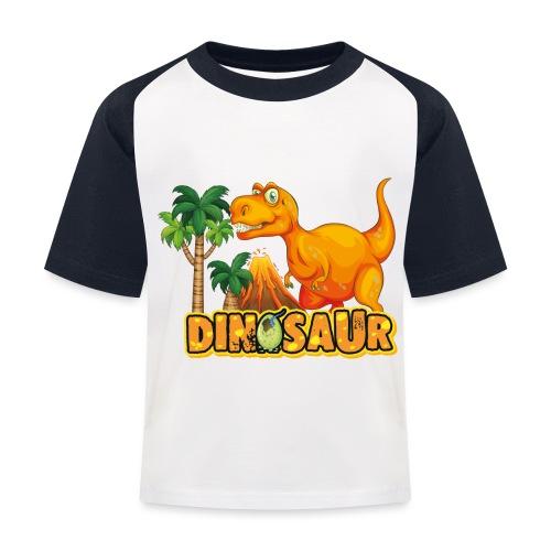 My Friend Dino - Camiseta béisbol niño