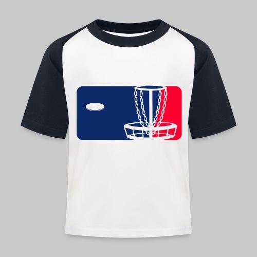 Major League Frisbeegolf - Lasten pesäpallo  -t-paita