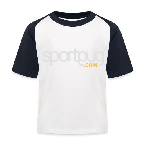 SportPug.com - Lasten pesäpallo  -t-paita
