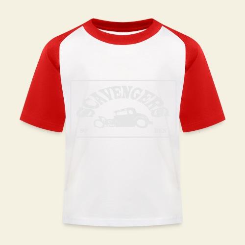 scavengers1 - Baseball T-shirt til børn