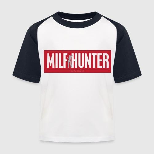 MILFHUNTER1 - Baseball T-shirt til børn