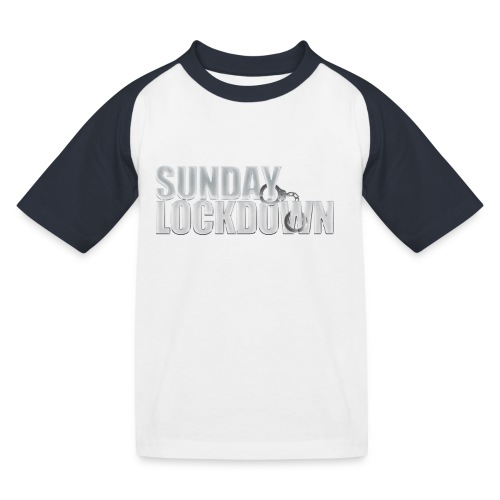 UKG VIBES - Kids' Baseball T-Shirt