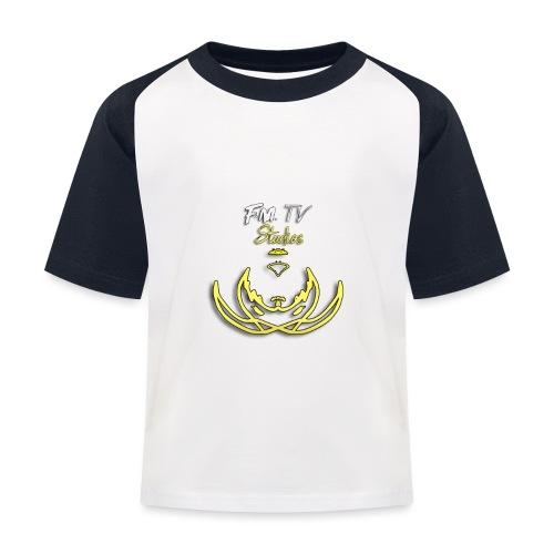 FM TV STUDIOS PREMIUM II - Camiseta béisbol niño