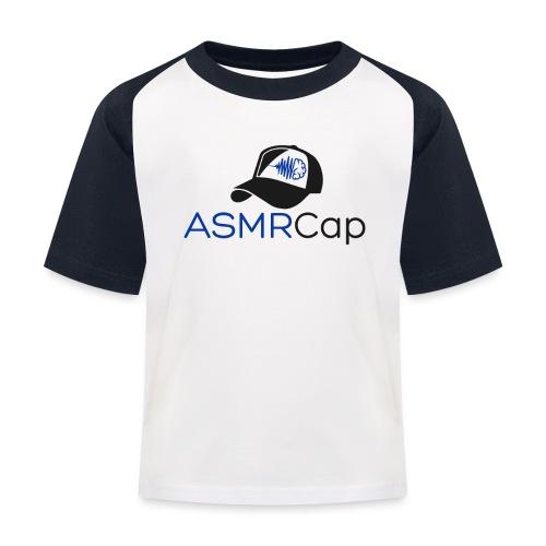 ASMR Cap - Kids' Baseball T-Shirt
