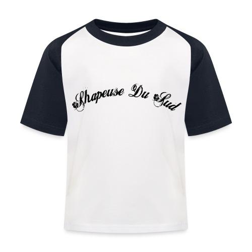 bitmap png - T-shirt baseball Enfant