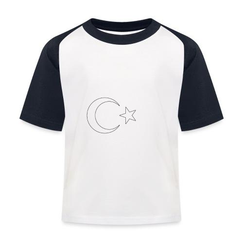 Turquie - T-shirt baseball Enfant