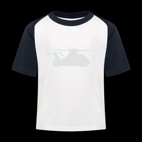 Comanche 2 - Kinder Baseball T-Shirt