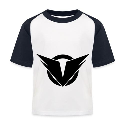 Vintry Logo on back - Kinder Baseball T-Shirt